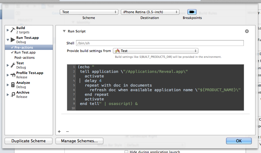 AppleScript and Reveal - Itty Bitty Apps